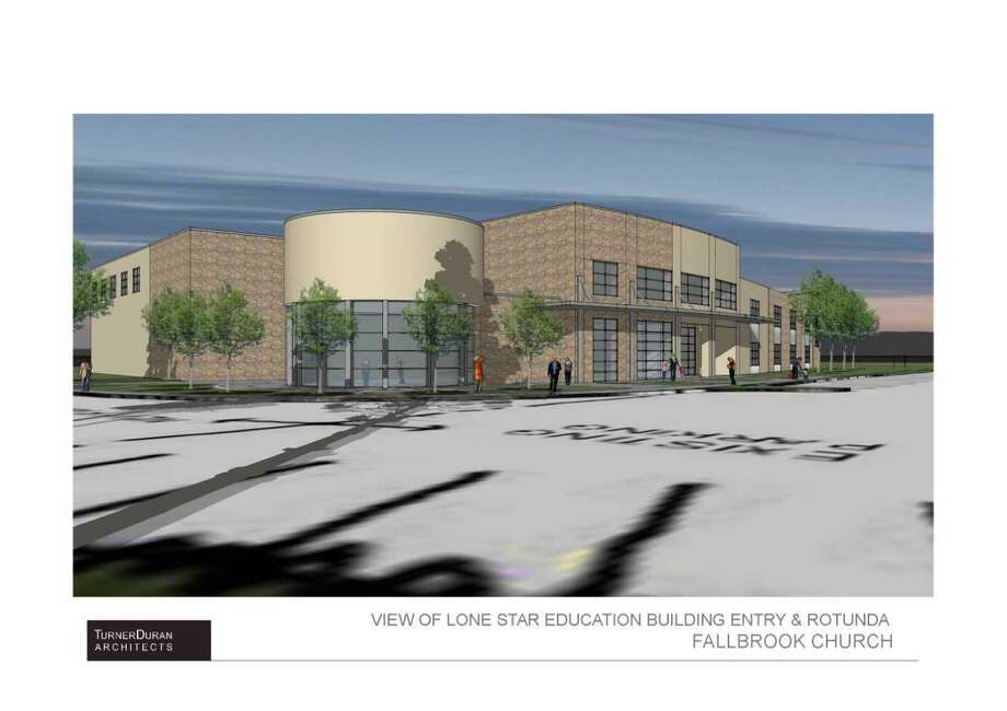 The new LSC-Fallbrook campus facility, which is set to begin offering classes in August of 2020, is to be 50,000 square feet and willinclude 14 standard classrooms with special model elementary school classrooms, a networking room, a logistics management facility, two science labs, a digital library and testing centers. Photo: Courtesy Photos / Courtesy Photos