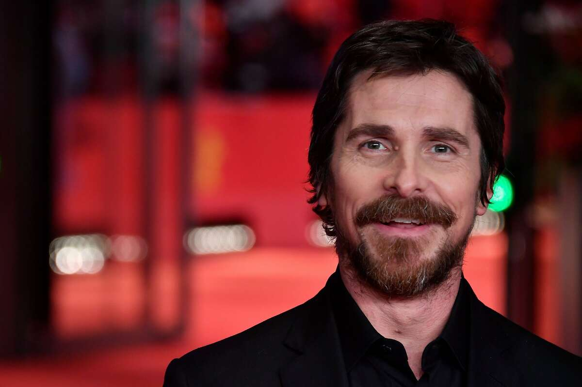 Christian Bale Nominated for best actor in: Vice Christian Bale poses on the red carpet ahead of the screening for the film