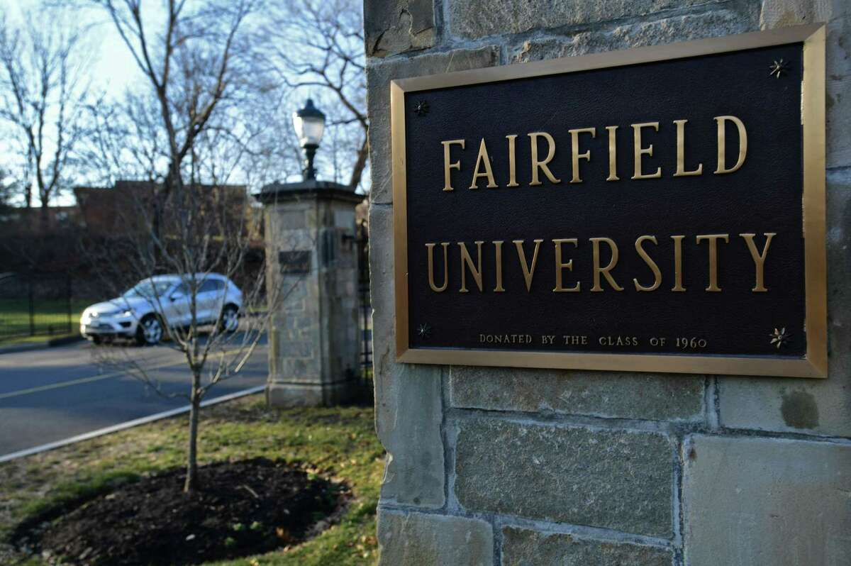 Fairfield University Friday, January 25, 2018, in Fairfield, Conn. Fairfield University four affiliated religious and charitable organizations and two individuals today settled a series of lawsuits for $61 million alleging sexual abuse in a school for homeless boys founded and operated in Haiti by Douglas Perlitz with the help of several Catholic charitable organizations. Mitchell Garabedian, a Boston-based lawyer who has built a reputation for representing victims of sexual abuse by Catholic priests and employees, filed the proposed settlement papers which call for the creation of a $60 million fund to help the 133 victims and a $1.2 million fund to administer the payments and assistance to the victims.