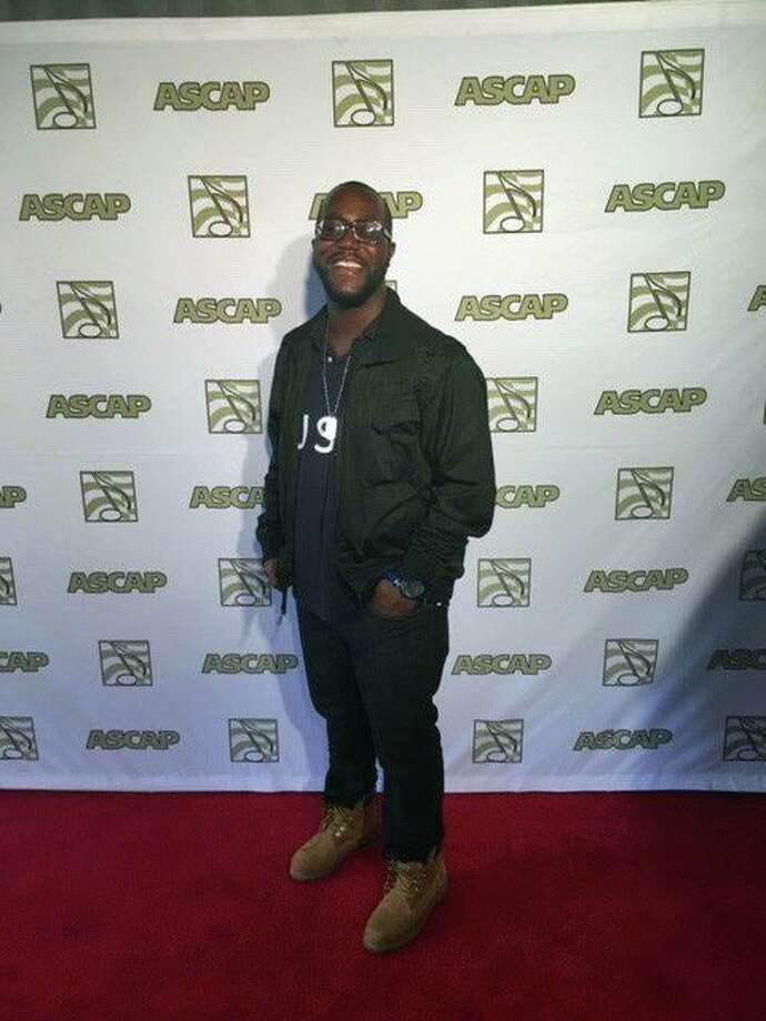 Norwalk native, songwriter and producer Jameel Roberts. Photo: Contributed /