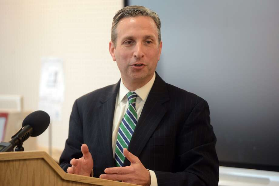 A proposed bill, from state Senate Majority Leader Bob Duff, D-Norwalk, would allow a mayor or first selectman to appoint the school board chairperson if the school budget equals one half or more of a municipality's total budget. Photo: Ned Gerard / Hearst Connecticut Media / Connecticut Post