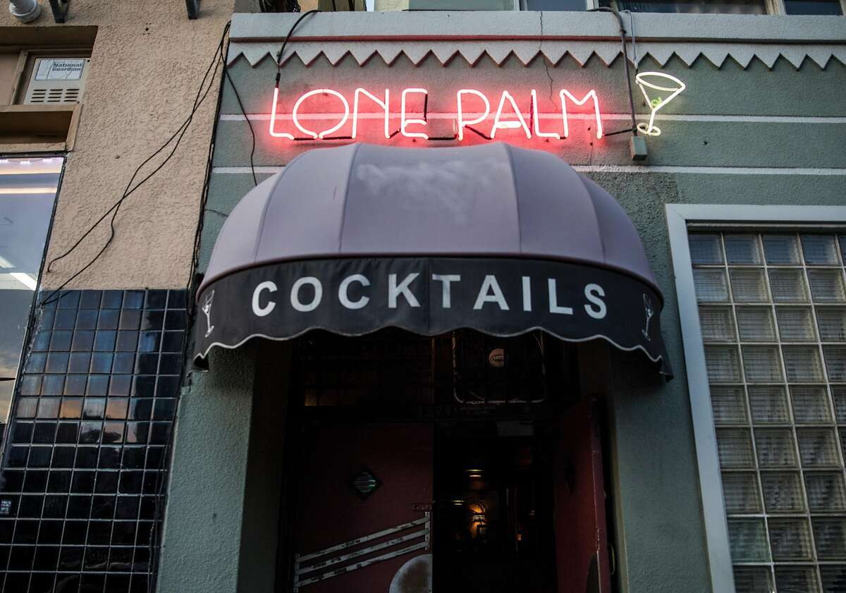 The exterior of Lone Palm is seen in San Francisco, Calif. Saturday, Jan. 12, 2019.