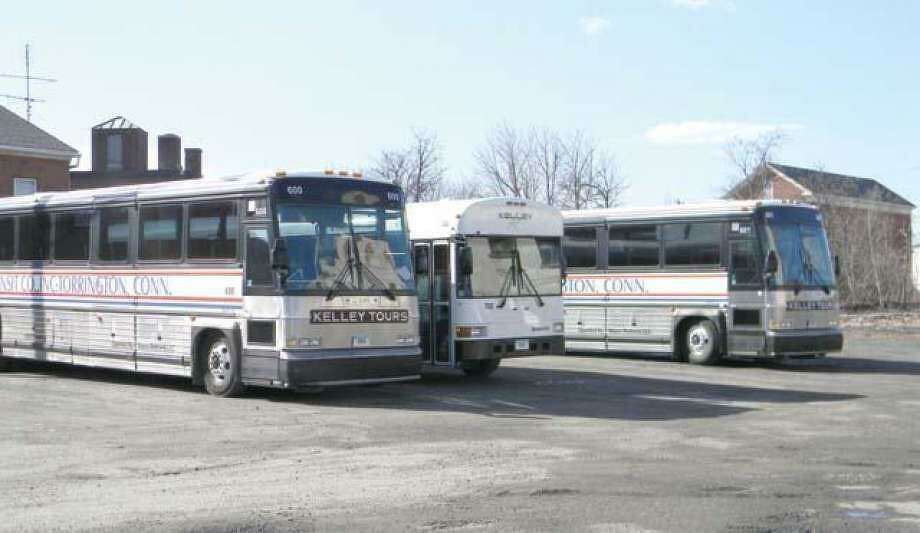 The 159-year-old Kelley Bus Company of Torrington ceased operations over the weekend. The company had provided local and regional transportation to jobs and medical appointments. Photo: File Photo