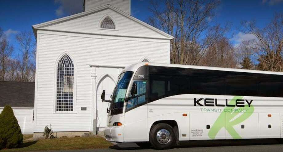 The Kelley Bus Company, which closed in Torrington in 2018, had its services replaced by the Peter Pan Bus Company. Last week, Peter Pan discontinued its buses from New York City to Torrington. Photo: Courtesy / Northwestern Connecticut Transit District /