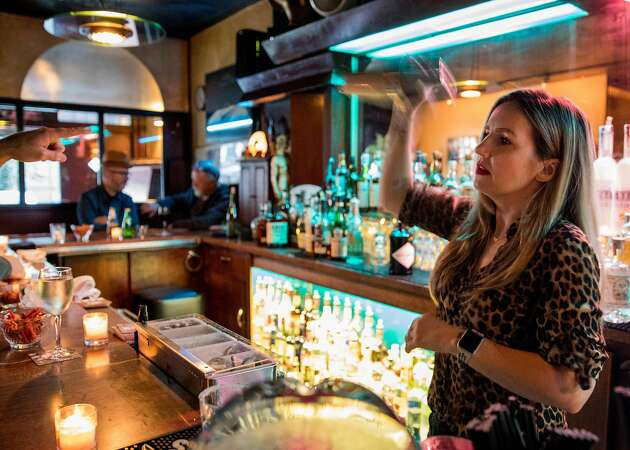 SF's Lone Palm bar is where time stands still, in the best possible way