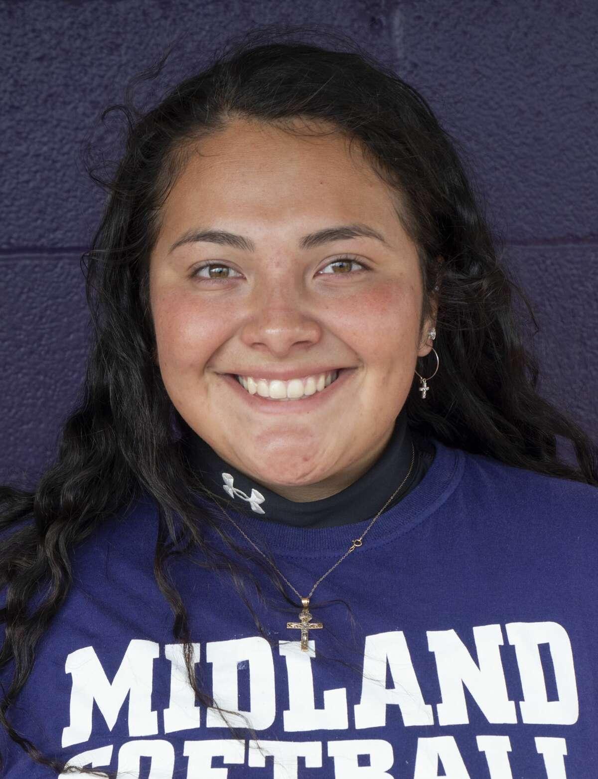 Lady Bulldogs Softball:Rani Guerra
