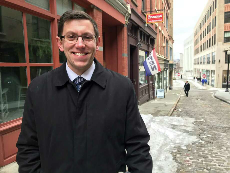 Andrew Niedhardt is the founder of the group Walkable Albany, which hopes to impact city policy decisions. Keep clicking to see how Albany's streets used to look earlier in the twentieth century.