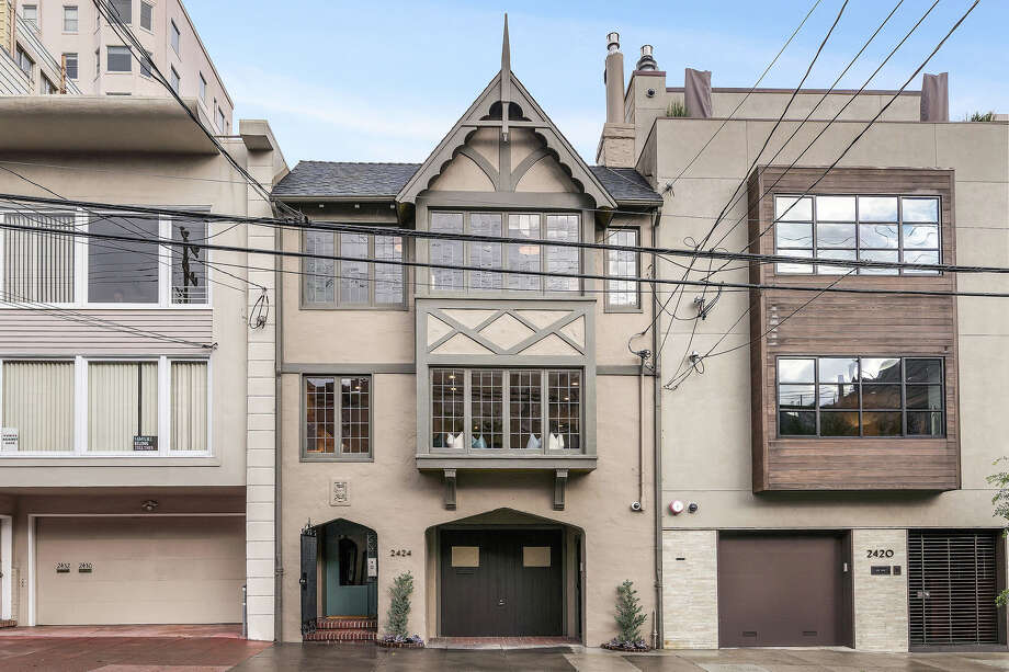 15 years and a luxe remodel add $2.755M to Russian Hill home's price tag