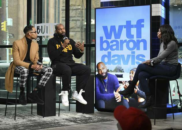 How former Warrior Baron Davis went from hardwood to Hollywood