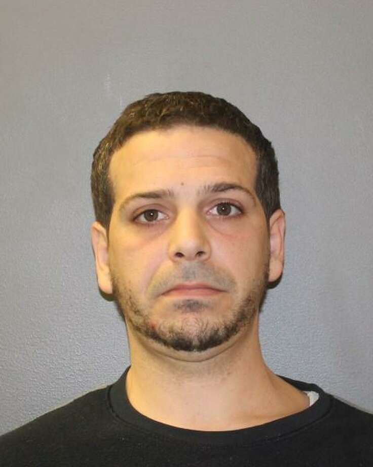 Anthony D'Agostino Photo: Hamden Police Department Photo
