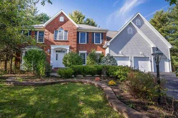 $574,000. 22 Gullane Dr., Bethlehem, NY 12159. View listing.