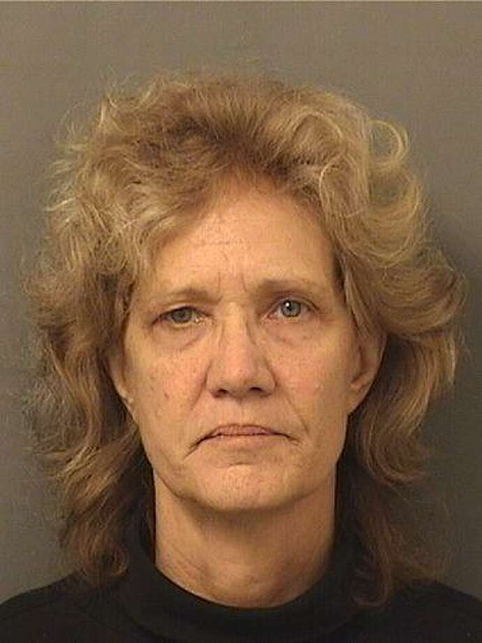 Amy Elizabeth Fleming was charged in the murder of her 3 year-old son in 1986. Photo: Palm Beach County Jail