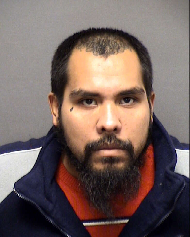 Chris Hernandez, 30, is charged with burglary. Photo: Bexar County Jail
