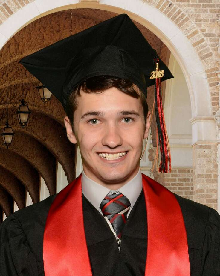 Midland College graduate Levi Bryand came to the school because it was close to home; however, its connections have taken him very far. Photo: Courtesy Photo