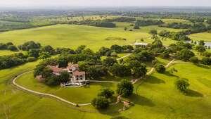 Washington, Texas:   18051 Pickens Road      List price : $10 million    Acres : 400