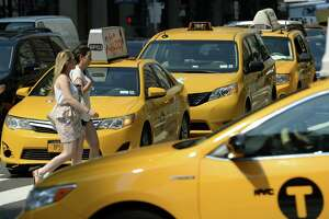 A new $2.50 surcharge has taken effect for New York City cabs.