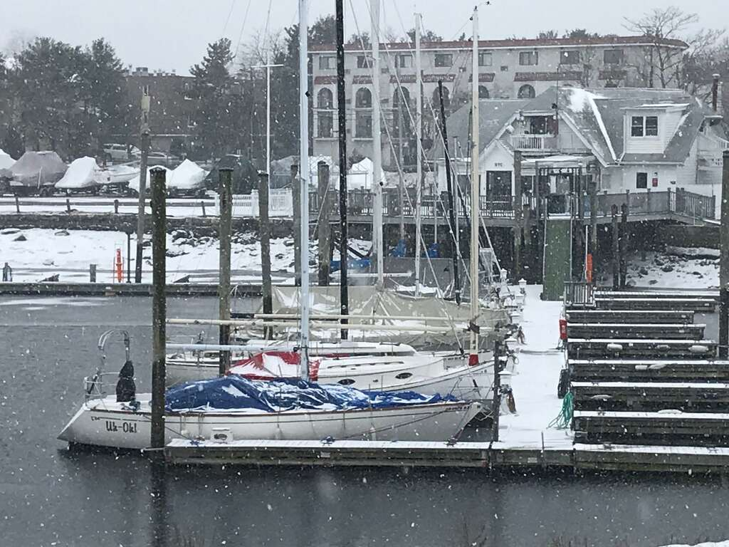 Winter weather headed for CT - The Hour