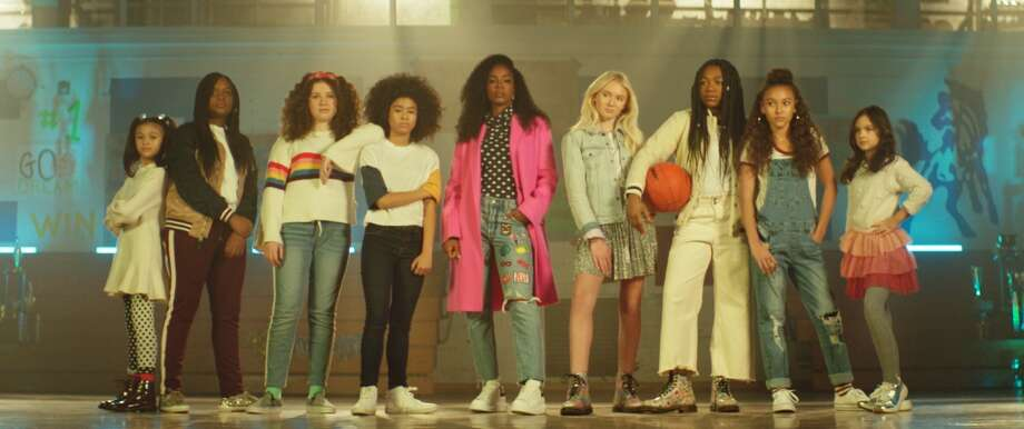 "Singer Kelly Rowland and Dove have released a music video for her song, ""Crown,""  which  shares the empowering stories of the girls' who inspired the song. All  of them have faced bullying and discrimination for their hair.  Photo: Dove"
