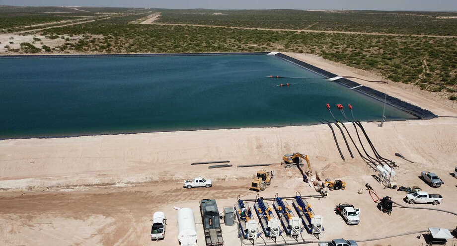Oilfield wastewater disposal volumes are expected to double in the Permian Basin within the next two to three years, a new analysis from global energy intelligence firm Wood Mackenzie shows. >> Click through the gallery to see some of Texas' biggest oilfield finds ever. Photo: Solaris Water Midstream LLC