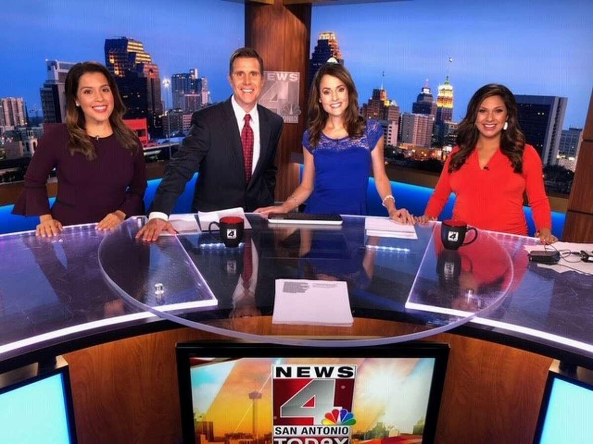 News 4 San Antonio morning anchor David Chancellor reveals his battle with cancer in a Facebook post.