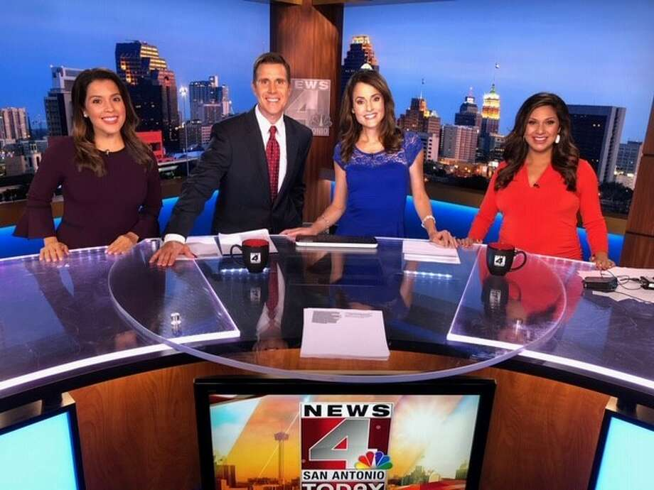 News 4 San Antonio morning anchor David Chancellor reveals his battle with cancer in a Facebook post. Photo: Vanessa Gallegos