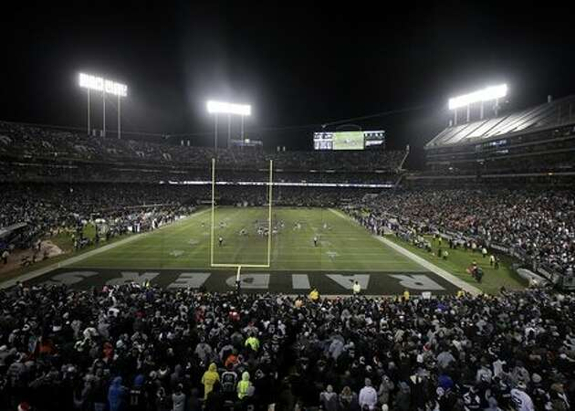 Raiders 2019 stadium search: Joint bid emerges, reports say