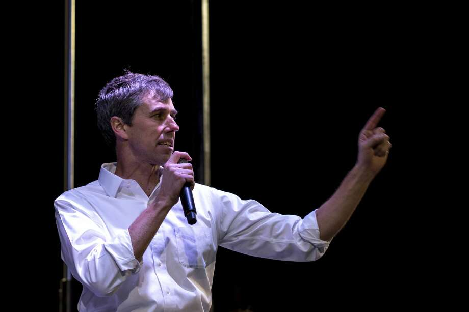 "As the spike of COVID-19 cases and deaths continues to rise in Texas, former U.S. Rep. Beto O'Rourke tweeted that the state should issue another ""stay-at-home"" order to help contain the spread. Photo: PAUL RATJE/AFP/Getty Images"