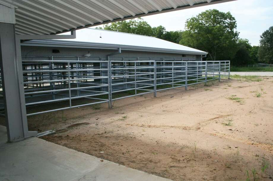 Tomball ISD will build a new agriculture barn at Tomball High School, which was approved by Tomball City Council in November. Currently, only Tomball Memorial High School has an ag barn on its campus. Photo: Submitted Photo / Internal