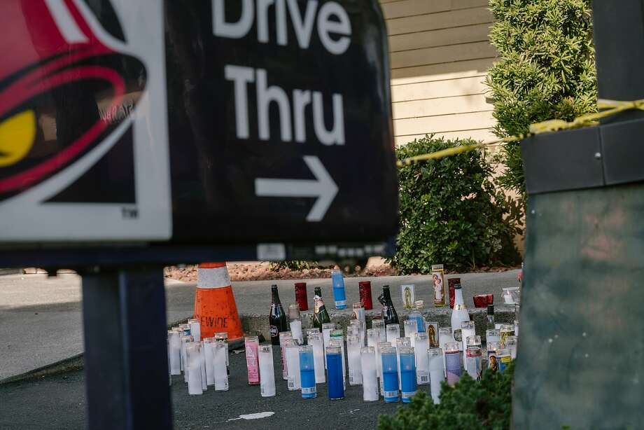 Cell phone video captures Vallejo police shooting of local rapper in Taco Bell drive-through