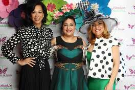 Mad Hatter's Awards luncheon benefiting Nicole's Garden