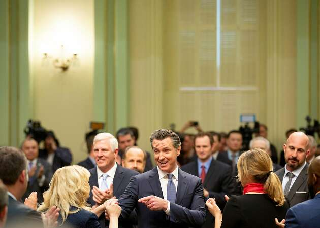 Newsom says California high-speed rail must focus on Central Valley