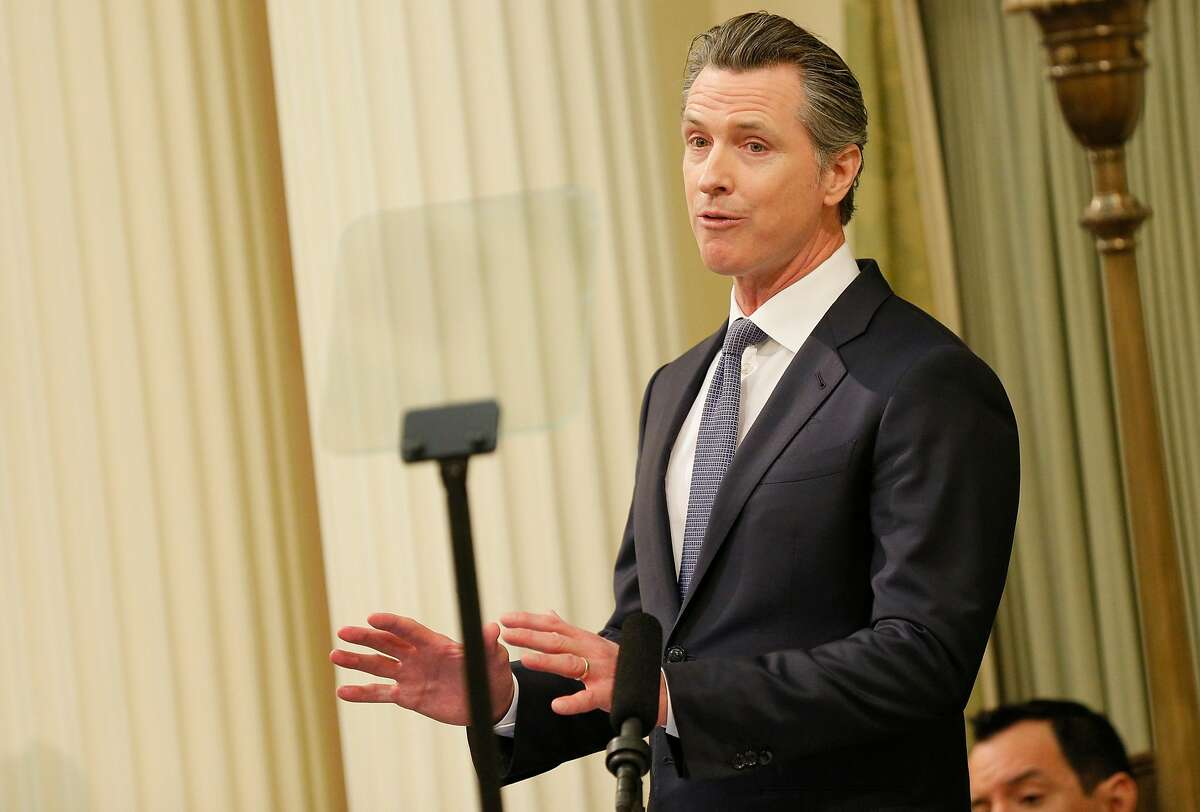 California Gov. Gavin Newsom announced in his State of the State address Tuesday that California would abandon the plan to build high-speed rail between San Francisco and Los Angeles. Instead, Newsom announced a plan to connect Merced and Bakersfield.