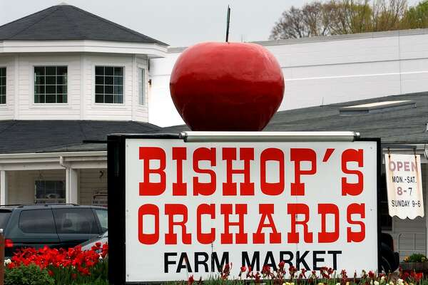 Bishop's Orchards solar project is the largest Connecticut farm energy project.