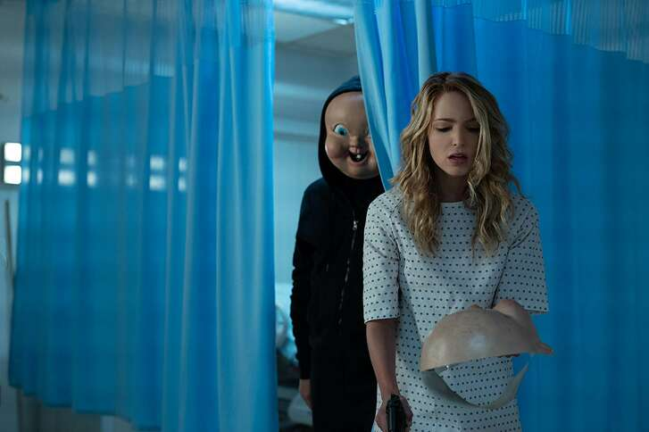 """Jessica Rothe in """"Happy Death Day 2U"""""""