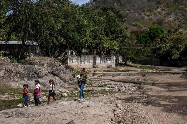 What El Chapo's hometown looks like now - ExpressNews com