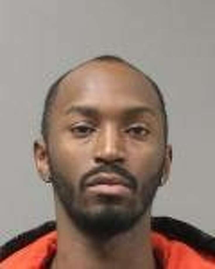 Kareem Brown, 28, was arrested Monday, Feb. 11, for reckless endangerment, unauthorized use of a motor vehicle and numerous traffic violations, State Police said. Photo: New York State Police