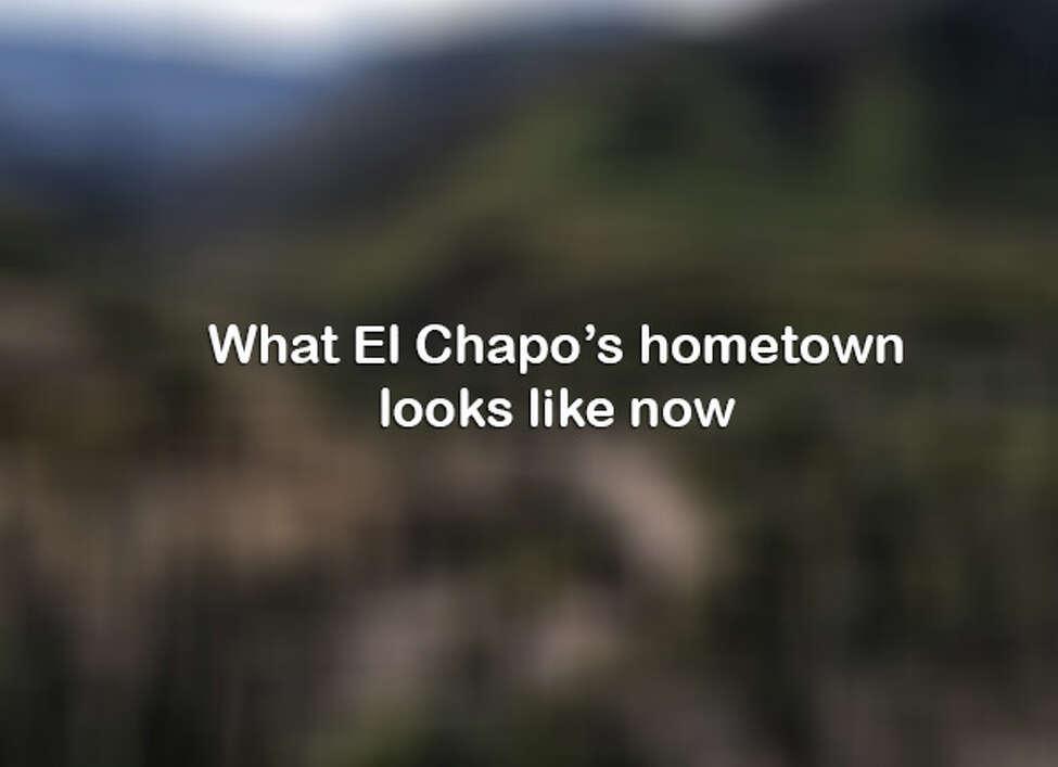 Click ahead to view Badiraguato, Sinaloa, Mexico - the hometown of Mexican drug lord Joaquin