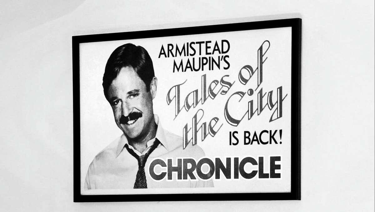 Armistead Maupin's serialized