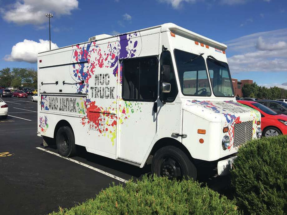SIUE's MUC (Morris University Center) truck. Photo: Intelligencer File Photo