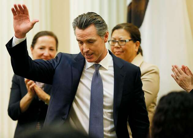 Editorial: Newsom chops back troubled high-speed rail and delta water plans