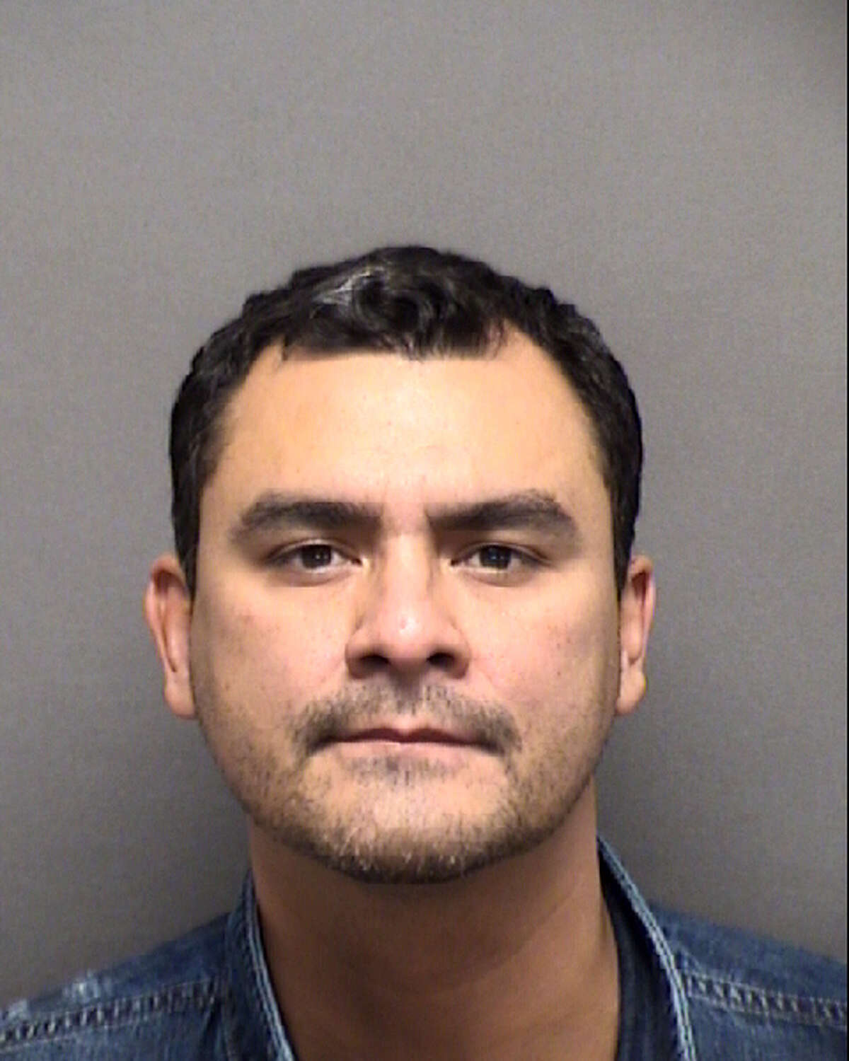 Luis Lara was charged with driving while intoxicated, third or more,on Jan. 26, 2019.