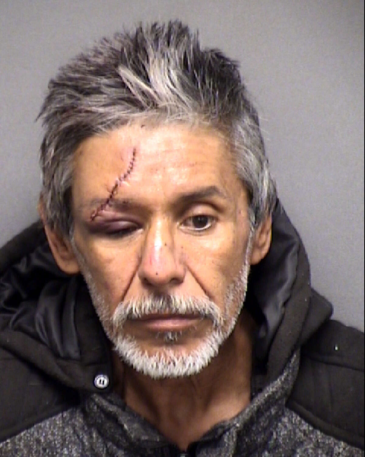 Gilbert Mendoza was charged with driving while intoxicated, third or more,on Jan. 29, 2019.