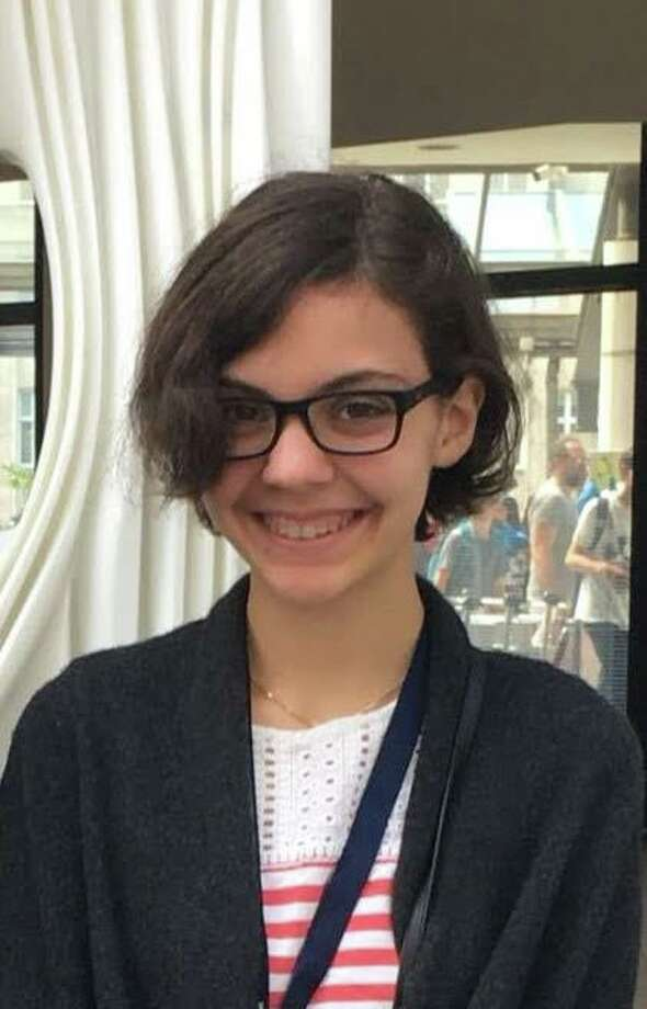 Viktoria Wulff-Andersen is a junior and student journalist at Danbury High School. Photo: Contributed Photo / The News-Times Contributed