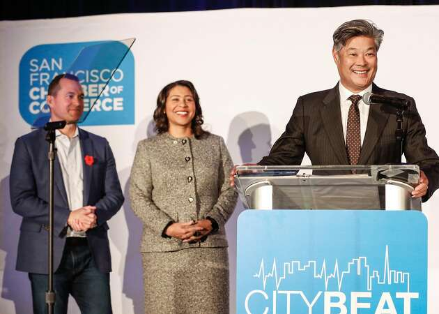 Rodney Fong, San Francisco real estate operator, named chamber CEO