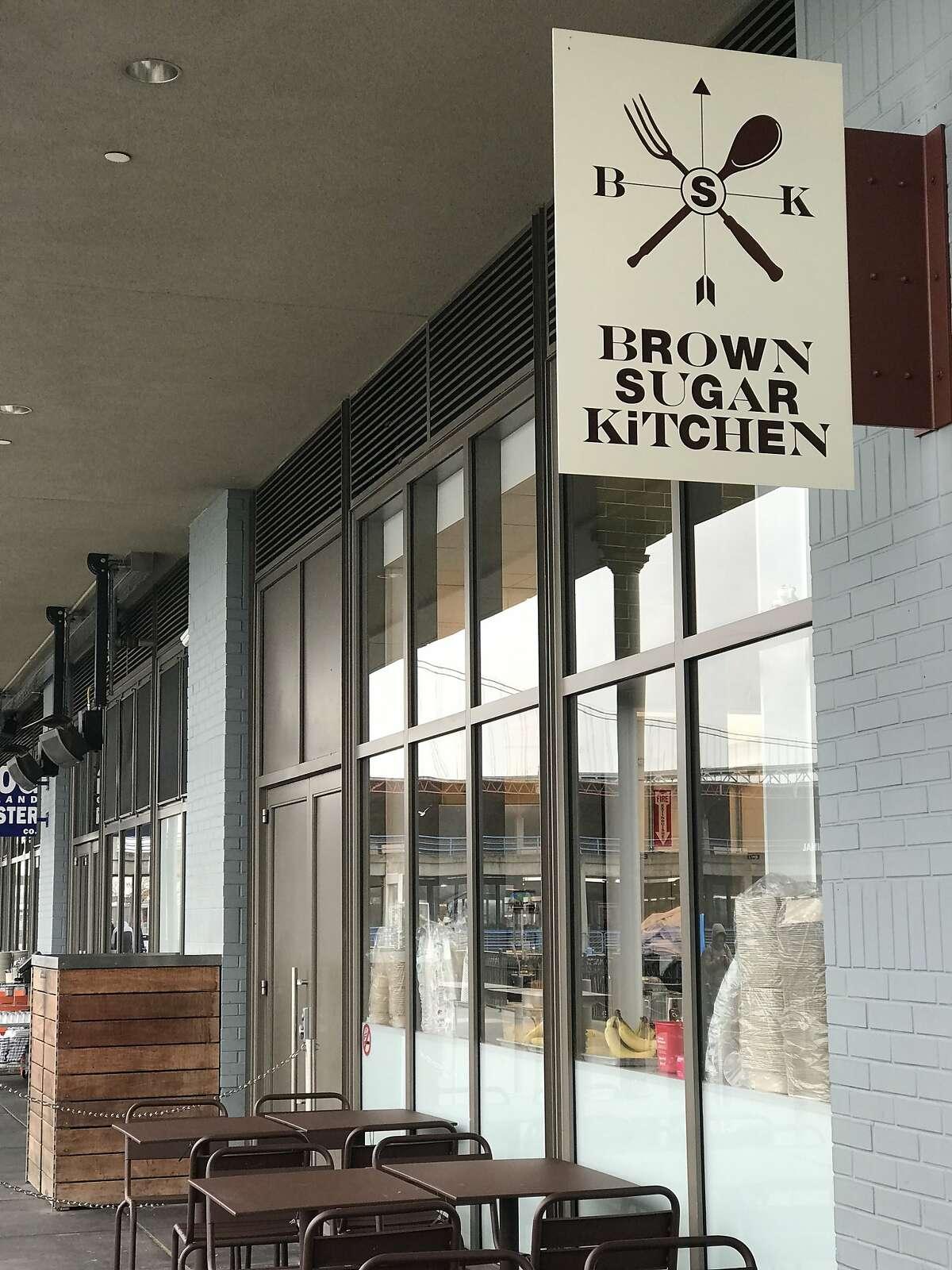 Brown Sugar Kitchen Ferry Building