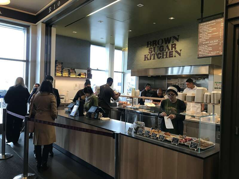 Brown Sugar Kitchen opens first San Francisco location