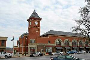 Middletown Police Department on Main Street