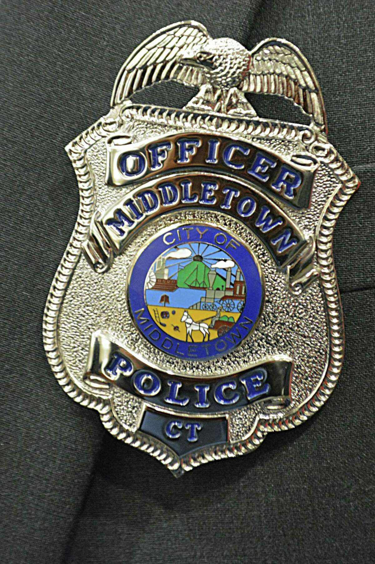 The Middletown Police Department is now up to 112 law enforcement officers after three took the oath of office Friday afternoon in Council Chambers.