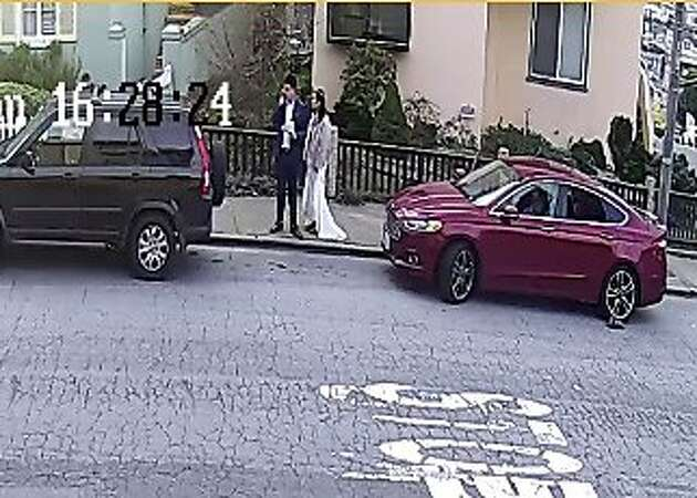 S.F. chips away at auto break-ins — don't tell that to these newlyweds