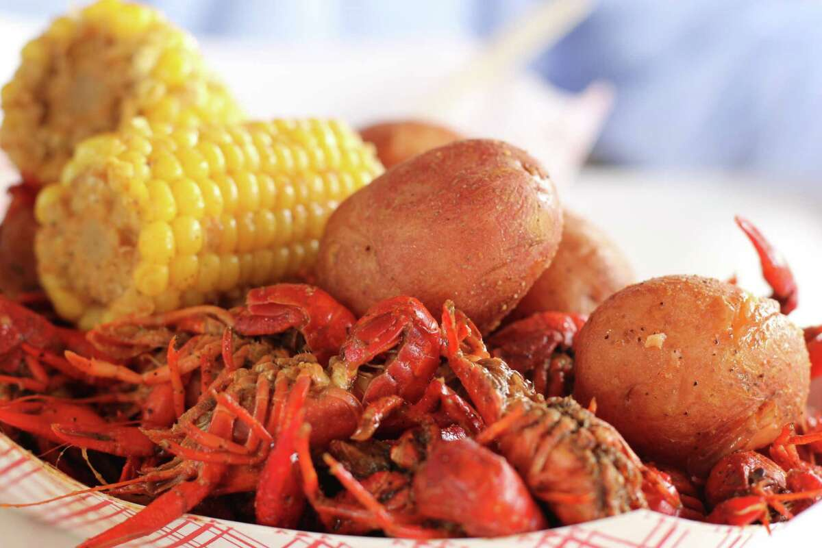 Houston Zydeco Fest hosted the first King of Crawfish Festival in February at Emancipation Park.
